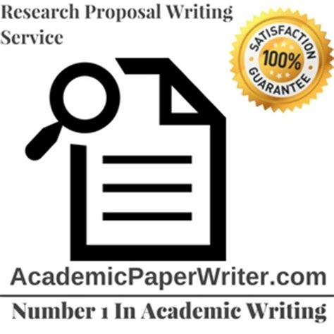 Research proposal documents